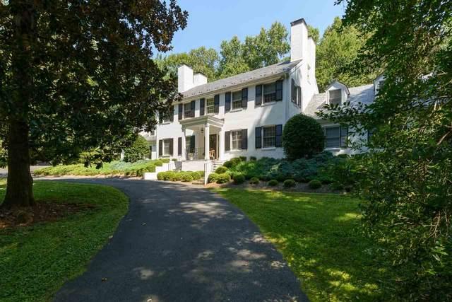 CHARLOTTESVILLE, VA 22903 :: Jamie White Real Estate