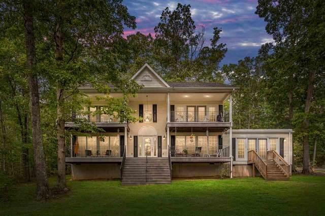 707 Lake Ruth Ann Rd, LOUISA, VA 23093 (MLS #608487) :: Real Estate III