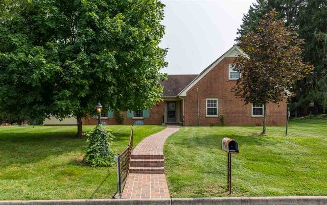 211 Rose Hill Cir, STAUNTON, VA 24401 (MLS #608530) :: Real Estate III