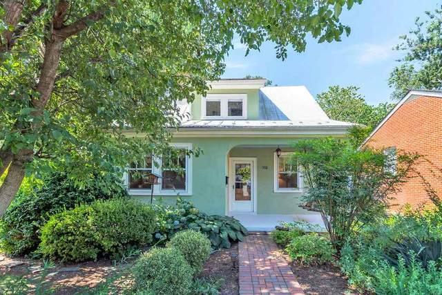 712 Altavista Ave, CHARLOTTESVILLE, VA 22902 (MLS #608587) :: Real Estate III