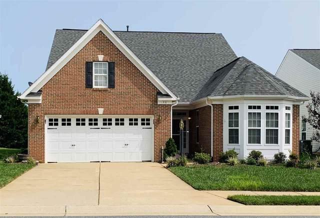 531 Four Seasons Dr, RUCKERSVILLE, VA 22968 (MLS #608634) :: KK Homes