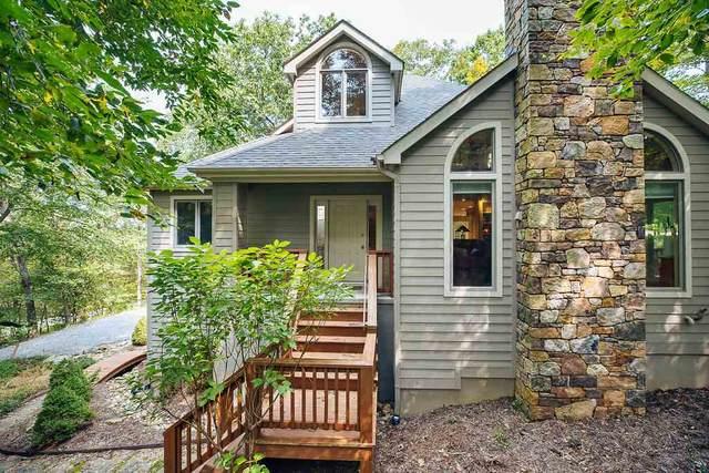 1195 Blue Ridge Dr, Wintergreen Resort, VA 22967 (MLS #608635) :: KK Homes