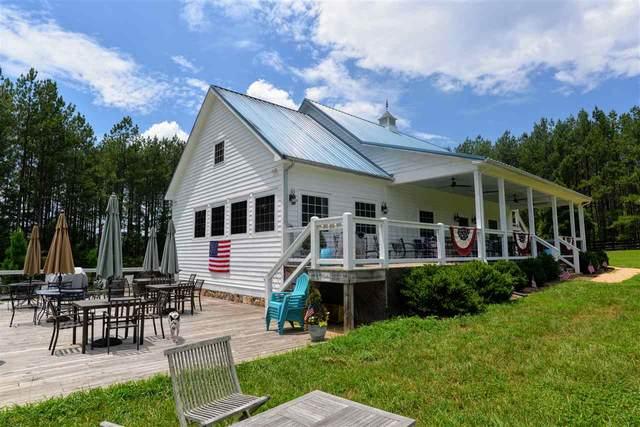 5199 West River Rd, SCOTTSVILLE, VA 24590 (MLS #608637) :: KK Homes