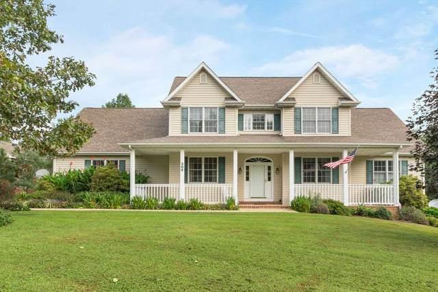 308 Mountainside Dr, STANARDSVILLE, VA 22973 (MLS #608638) :: KK Homes