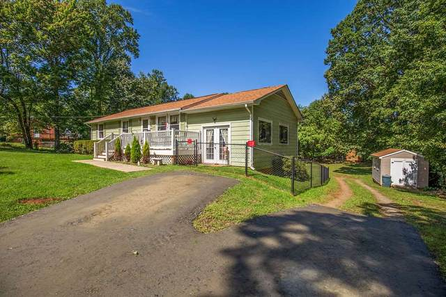 7219 Amicus Rd, RUCKERSVILLE, VA 22968 (MLS #608709) :: Jamie White Real Estate