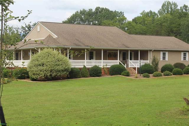 301 May Ln, Roseland, VA 22967 (MLS #608743) :: KK Homes