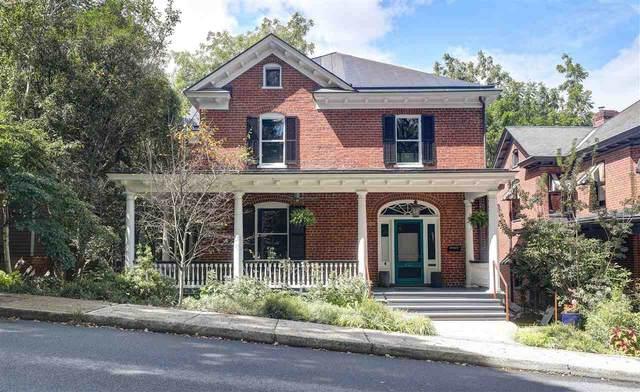 423 NE 2ND ST, CHARLOTTESVILLE, VA 22902 (MLS #608794) :: KK Homes