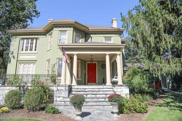 1310 N Augusta St, STAUNTON, VA 24401 (MLS #608804) :: Jamie White Real Estate