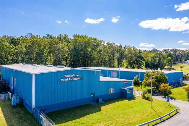51 East Side Hwy, WAYNESBORO, VA 22980 (MLS #608816) :: Jamie White Real Estate