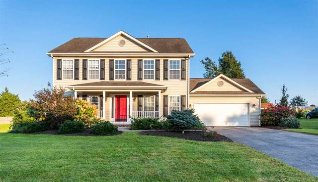 375 Wyndham Hill Dr, Fishersville, VA 22939 (MLS #608825) :: Real Estate III