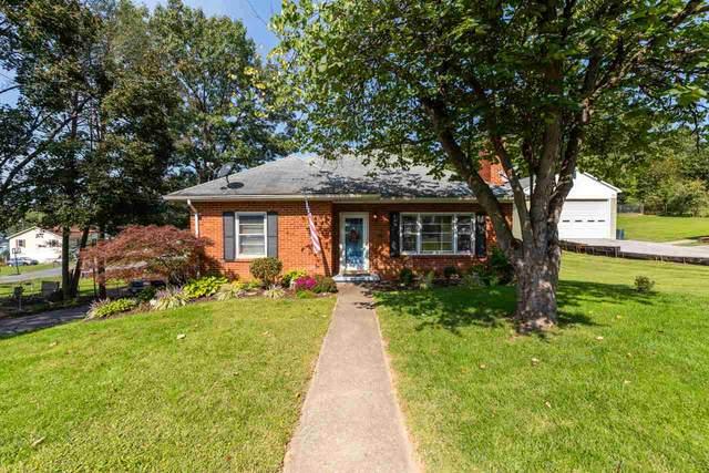 806 Adams St, STAUNTON, VA 24401 (MLS #608866) :: Jamie White Real Estate