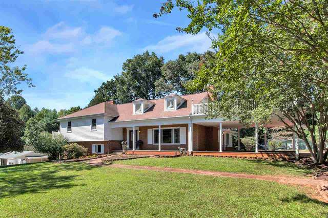 2703 Northfield Rd, CHARLOTTESVILLE, VA 22901 (MLS #608903) :: Real Estate III