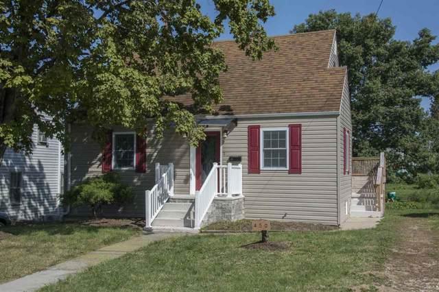 450 Green St, HARRISONBURG, VA 22802 (MLS #608916) :: KK Homes