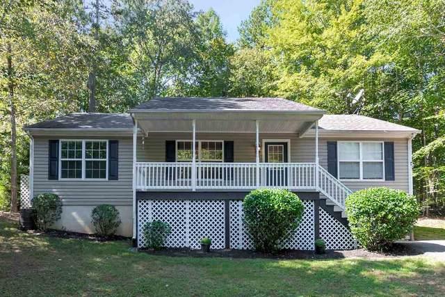34 East Point Rd, Palmyra, VA 22963 (MLS #608922) :: Jamie White Real Estate