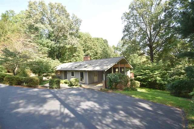 103 Shawnee Ct, CHARLOTTESVILLE, VA 22901 (MLS #608924) :: Jamie White Real Estate
