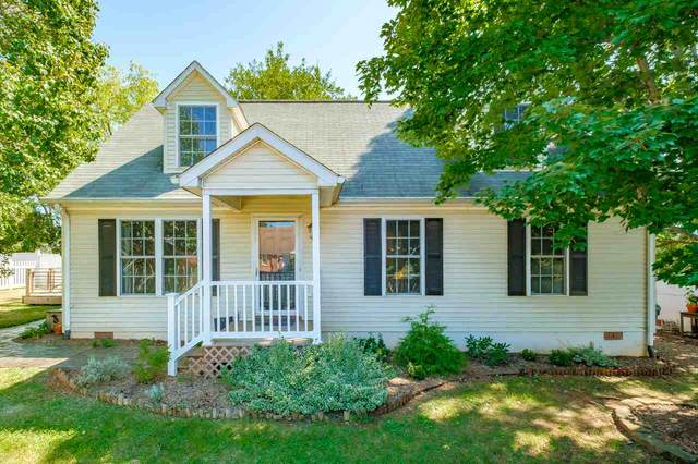 1326 Monticello Ave, CHARLOTTESVILLE, VA 22902 (MLS #608941) :: Jamie White Real Estate