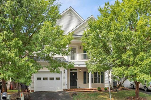 103 Burnet St, CHARLOTTESVILLE, VA 22902 (MLS #608944) :: Jamie White Real Estate