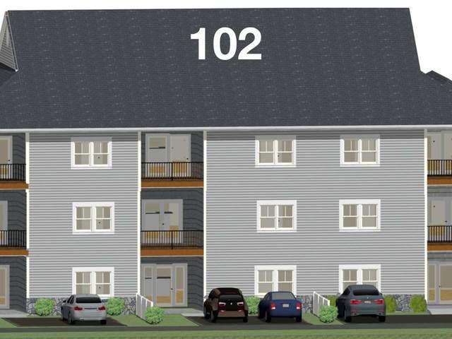 1270 Constitution Ct #102, HARRISONBURG, VA 22802 (MLS #608977) :: Jamie White Real Estate