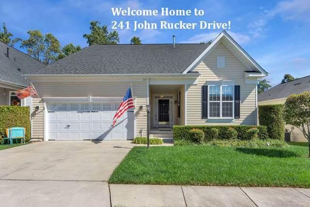 241 John Rucker Dr, RUCKERSVILLE, VA 22968 (MLS #609083) :: Real Estate III