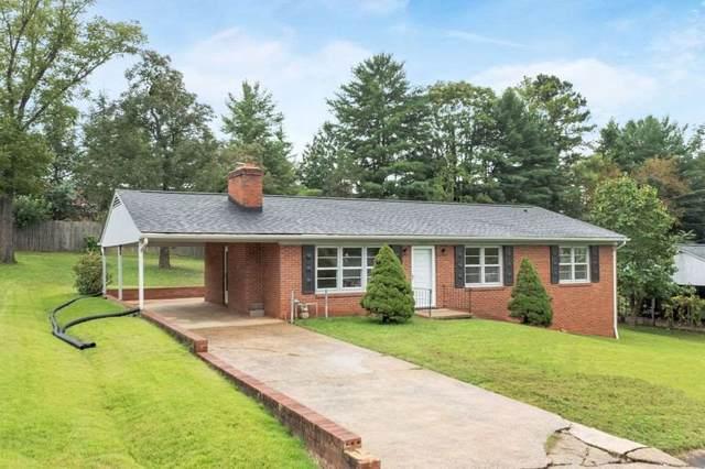 2210 Wayne Ave, CHARLOTTESVILLE, VA 22901 (MLS #609147) :: Jamie White Real Estate