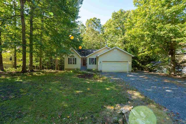 36 Wildwood Dr, Palmyra, VA 22963 (MLS #609226) :: Jamie White Real Estate