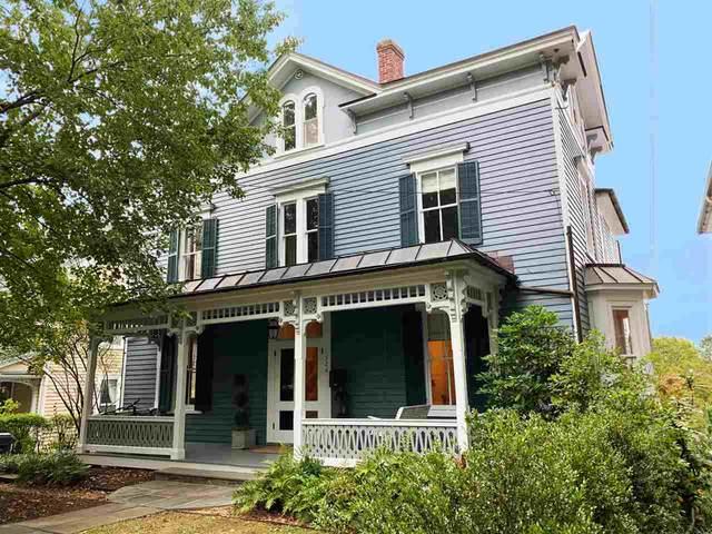 526 N 1ST ST, CHARLOTTESVILLE, VA 22902 (MLS #609248) :: KK Homes