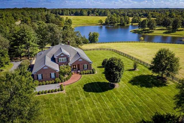 3801 Pennwood Farm, CHARLOTTESVILLE, VA 22902 (MLS #609265) :: Real Estate III