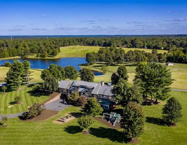 3858 Pennwood Farm, CHARLOTTESVILLE, VA 22902 (MLS #609267) :: Real Estate III