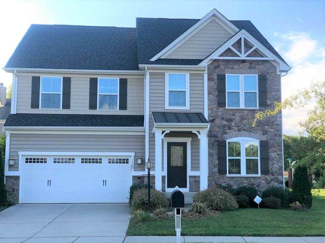1506 Burgundy Ln, CHARLOTTESVILLE, VA 22911 (MLS #609270) :: Real Estate III