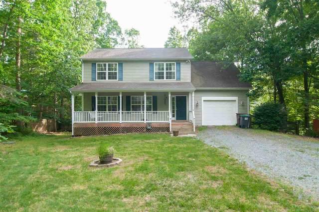 806 Jefferson Dr, Palmyra, VA 22963 (MLS #609286) :: Jamie White Real Estate