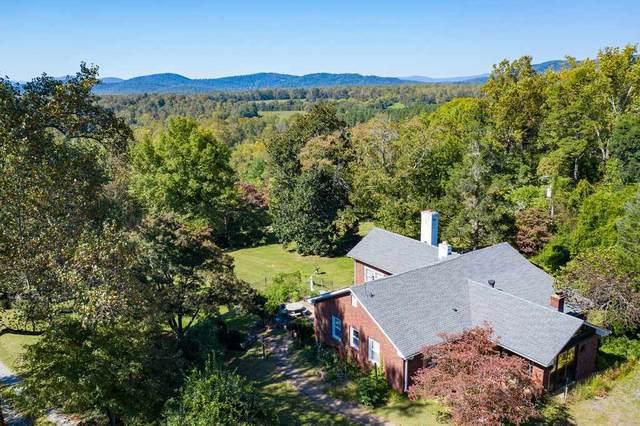 4319 Scottsville Rd, CHARLOTTESVILLE, VA 22902 (MLS #609461) :: KK Homes