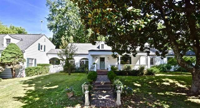 6480 Gordonsville Rd, KESWICK, VA 22947 (MLS #609467) :: Real Estate III