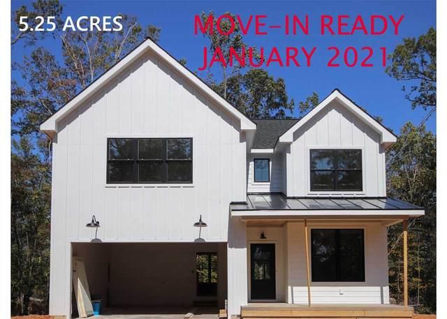 72 Buck Mountain Rd, Earlysville, VA 22936 (MLS #609498) :: Real Estate III