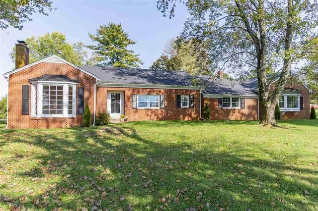 855 N Madison Rd, ORANGE, VA 22960 (MLS #609527) :: KK Homes