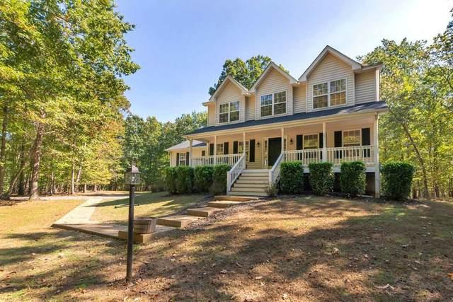 77 Cross Creek Way, Palmyra, VA 22963 (MLS #609557) :: Jamie White Real Estate