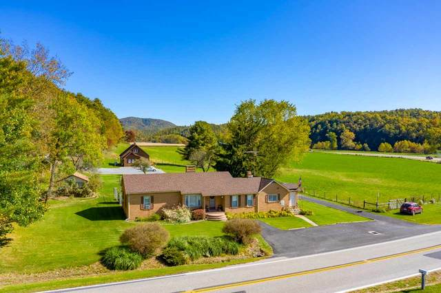 209 Shenandoah Mountain Rd, West Augusta, VA 24485 (MLS #609569) :: Jamie White Real Estate