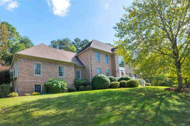 895 Old Ballard Rd, CHARLOTTESVILLE, VA 22901 (MLS #609624) :: KK Homes