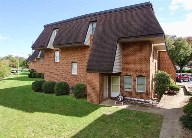 1119 Reservoir St C, HARRISONBURG, VA 22801 (MLS #609655) :: Jamie White Real Estate