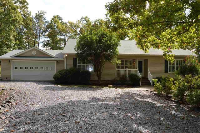 21 Glen Burnie Rd, Palmyra, VA 22963 (MLS #609667) :: Jamie White Real Estate