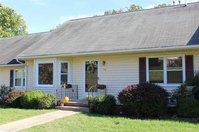 700 Rife Rd 4B, WAYNESBORO, VA 22980 (MLS #609714) :: Real Estate III