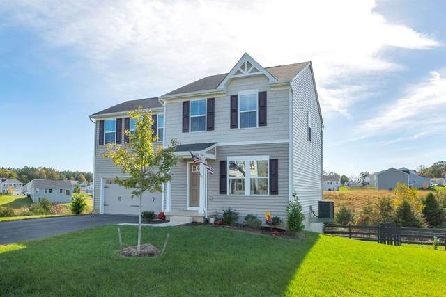 101 Richards Ct, RUCKERSVILLE, VA 22968 (MLS #609728) :: Jamie White Real Estate