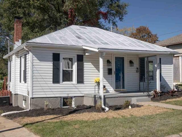 871 Jackson St, HARRISONBURG, VA 22802 (MLS #609767) :: KK Homes