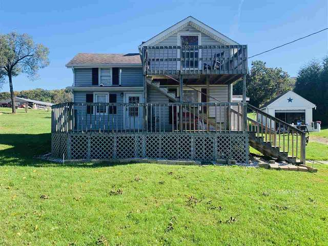 446 Old White Hill Rd, Stuarts Draft, VA 24477 (MLS #609769) :: KK Homes