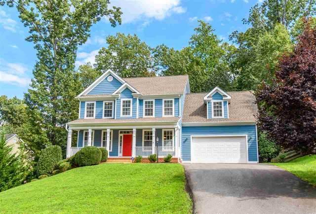 1927 Ridgetop Dr, CHARLOTTESVILLE, VA 22903 (MLS #609871) :: KK Homes