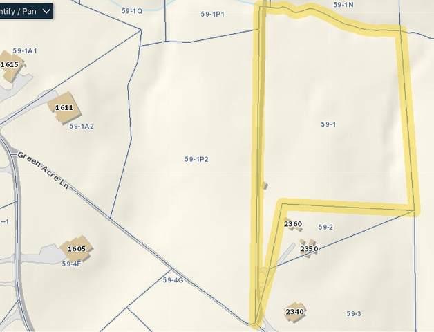 TBD Green Acre Ln 05900-00-00-001, CHARLOTTESVILLE, VA 22901 (MLS #609876) :: Jamie White Real Estate