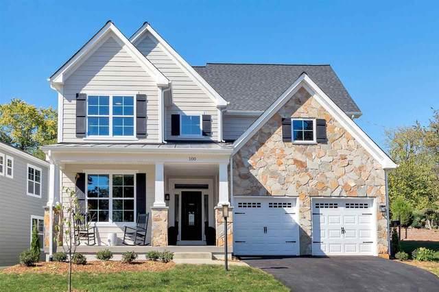266F Delphi Ln, CHARLOTTESVILLE, VA 22911 (MLS #609881) :: Jamie White Real Estate