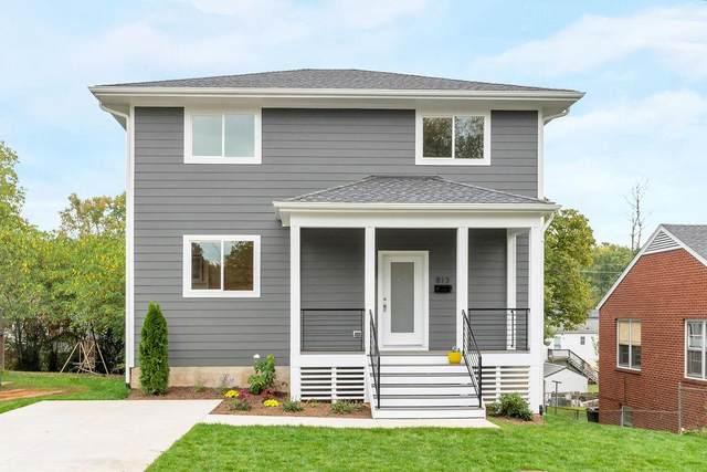 813 Elliott Ave, CHARLOTTESVILLE, VA 22902 (MLS #609889) :: KK Homes