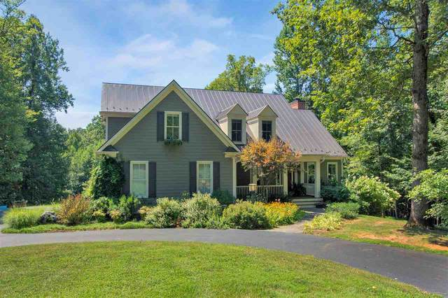 6410 Indian Ridge Dr, Earlysville, VA 22936 (MLS #609896) :: Jamie White Real Estate