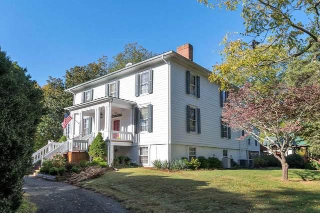 8739 Courthouse Rd, LOUISA, VA 23093 (MLS #609898) :: Jamie White Real Estate