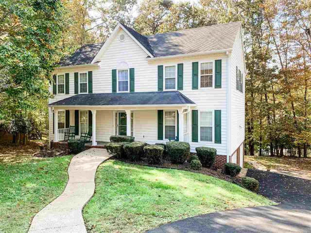 1150 River Oaks Ln, CHARLOTTESVILLE, VA 22901 (MLS #609936) :: Jamie White Real Estate